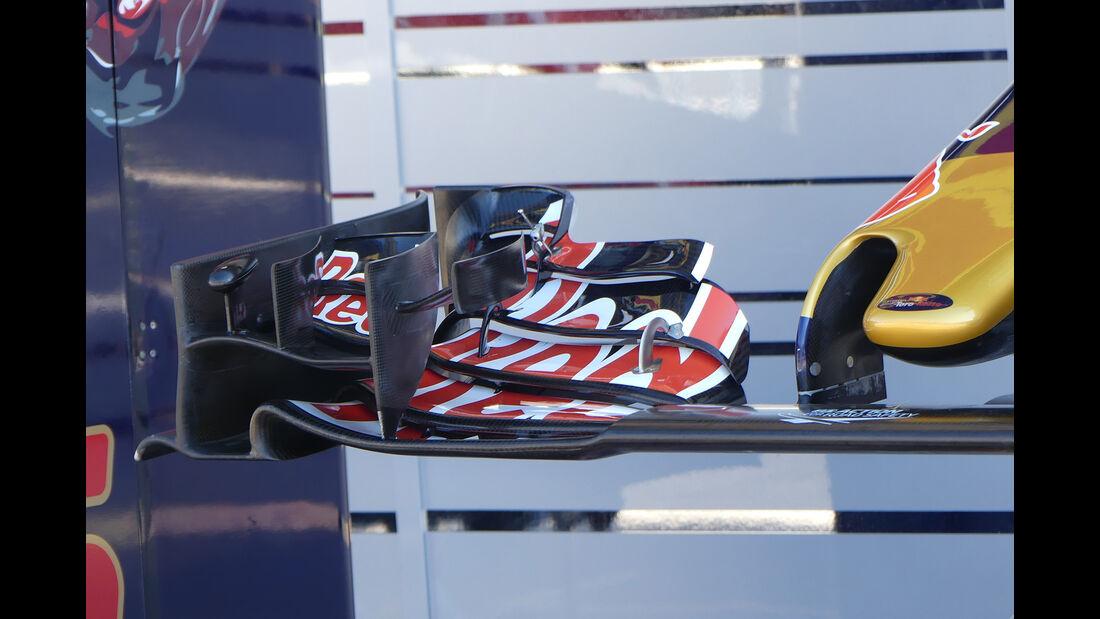 Toro Rosso - Formel 1 - GP Belgien - Spa-Francorchamps - 25. August 2016