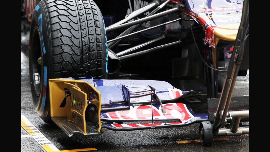 Toro Rosso - Formel 1 - GP Belgien - Spa-Francorchamps - 31. August 2012
