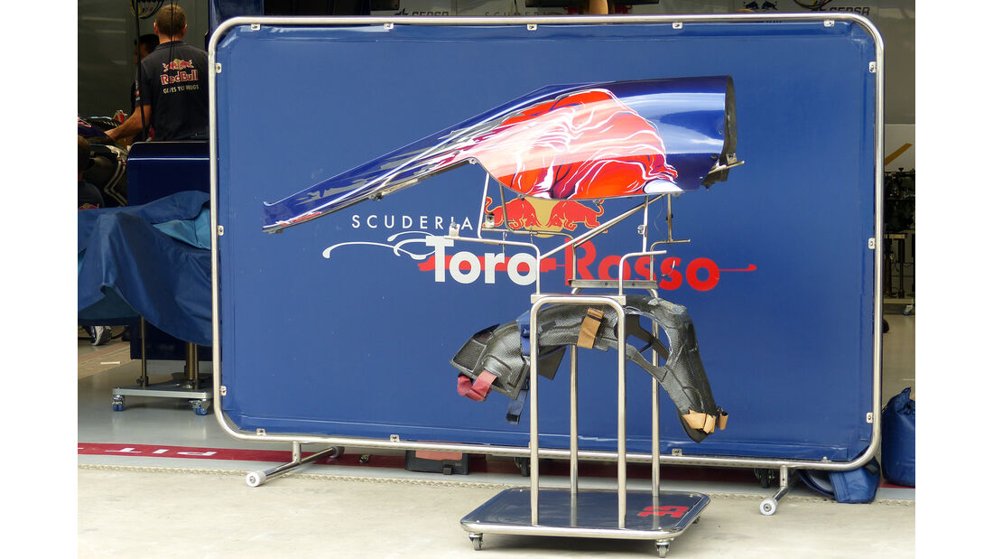 Toro Rosso - Formel 1 - GP Brasilien- 11. November 2015