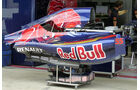 Toro Rosso - Formel 1 - GP Brasilien- 12. November 2015