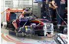 Toro Rosso - Formel 1 - GP Brasilien- 14. November 2015