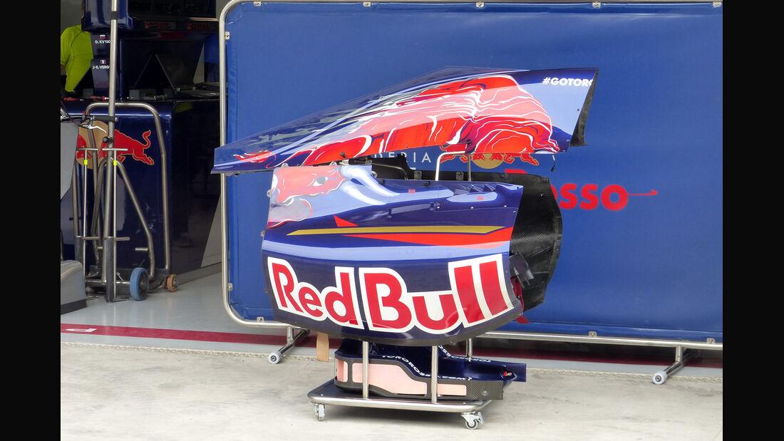Toro Rosso - Formel 1 - GP Brasilien -5. November 2014
