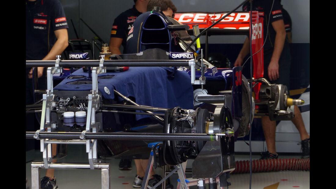 Toro Rosso  - Formel 1 - GP Brasilien - 6. November 2014