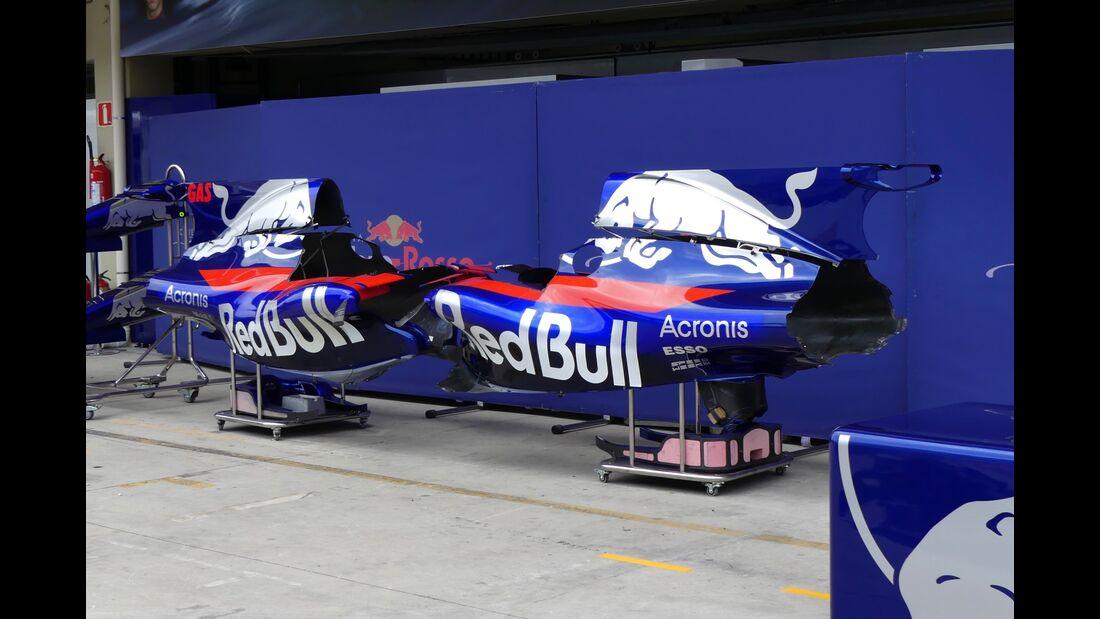Toro Rosso - Formel 1 - GP Brasilien - 8. November 2017