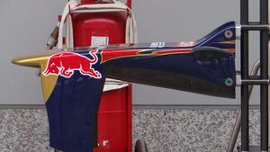 Toro Rosso - Formel 1 - GP China - 11. April 2012
