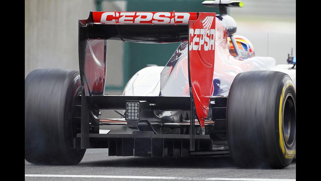 Toro Rosso - Formel 1 - GP China - 13. April 2012