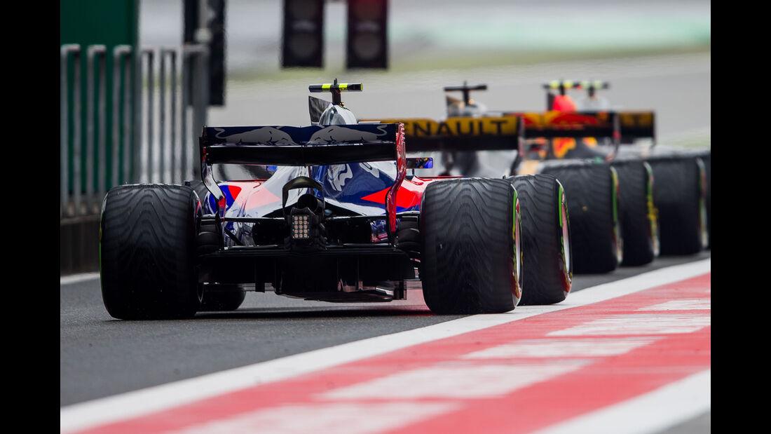 Toro Rosso - Formel 1 - GP China 2017