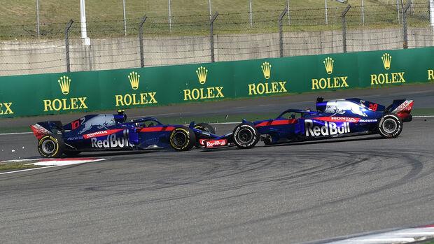 Toro Rosso - Formel 1 - GP China 2018