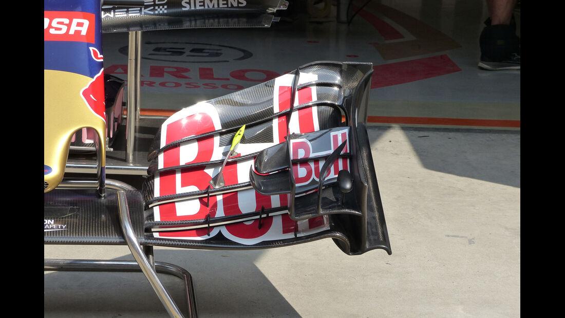 Toro Rosso - Formel 1 - GP China - Shanghai - 10. April 2015