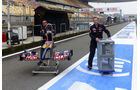 Toro Rosso - Formel 1 - GP China - Shanghai - 16. April 2014