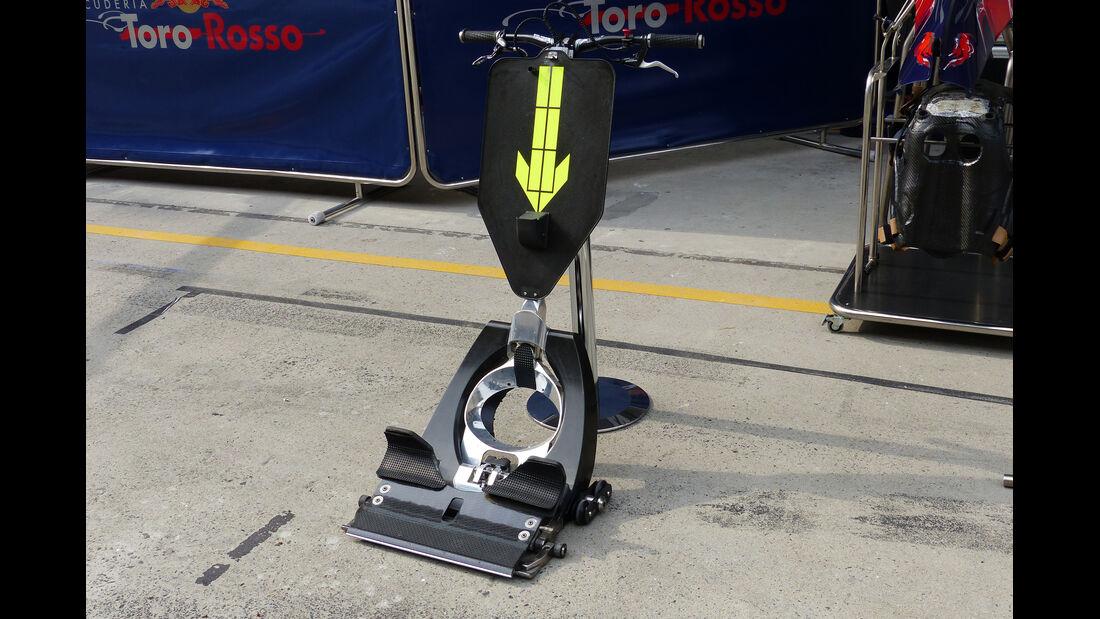 Toro Rosso - Formel 1 - GP China - Shanghai - 8. April 2015