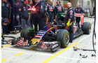 Toro Rosso - Formel 1 - GP China - Shanghai - 9. April 2015