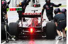 Toro Rosso - Formel 1 - GP Deutschland - 20. Juli 2012