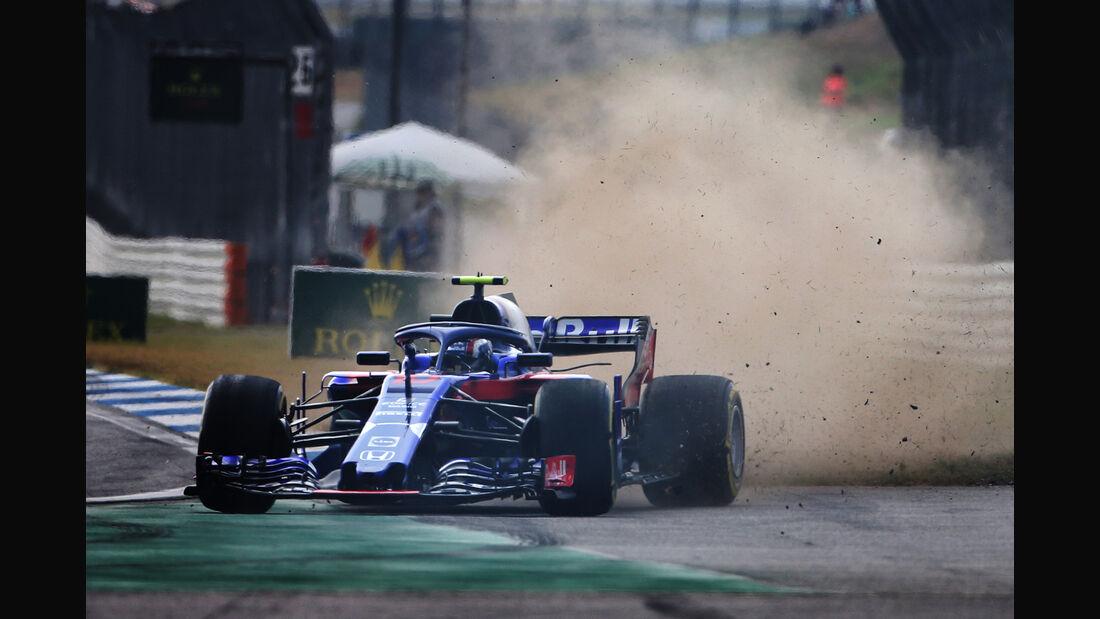 Toro Rosso - Formel 1 -GP Deutschland 2018