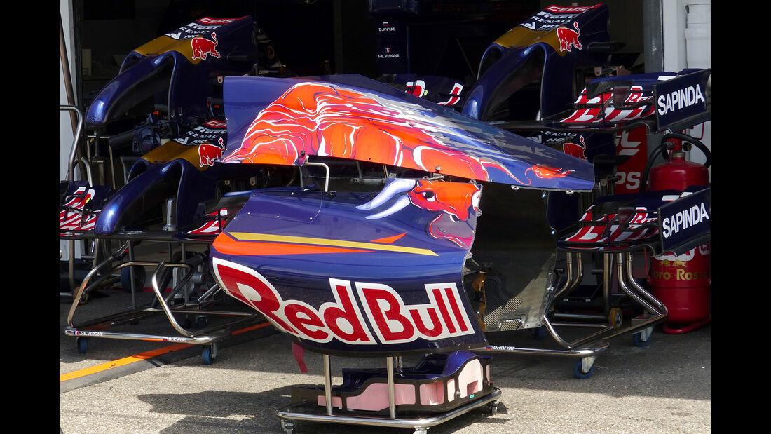 Toro Rosso - Formel 1 - GP Deutschland - Hockenheim - 16. Juli 2014