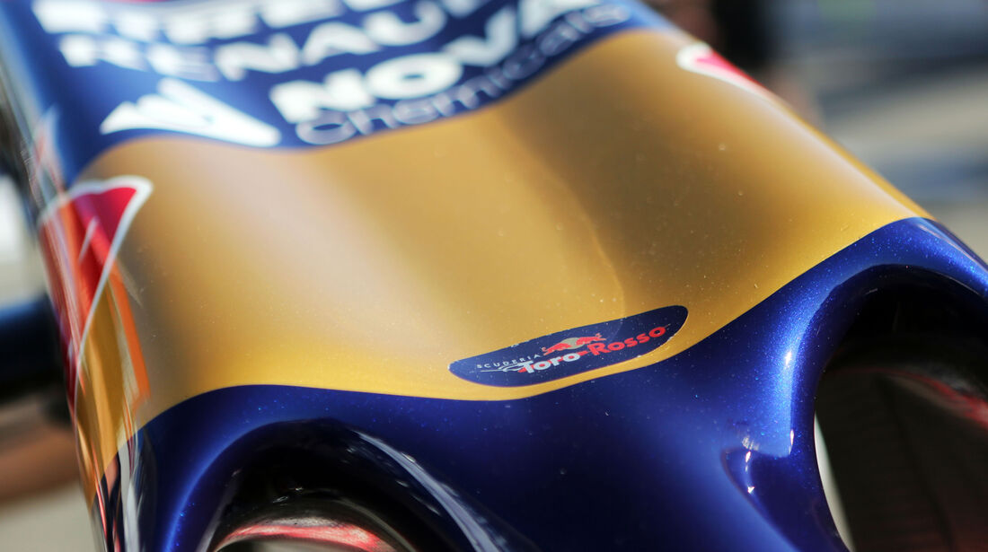 Toro Rosso - Formel 1 - GP Deutschland - Hockenheim - 17. Juli 2014
