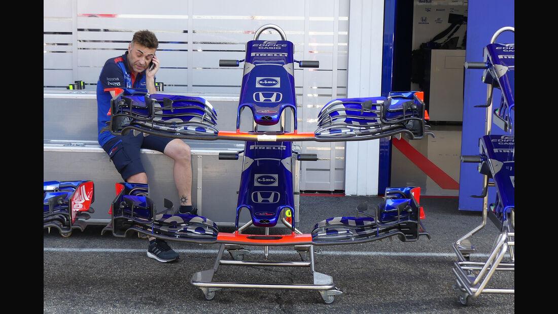 Toro Rosso - Formel 1 - GP Deutschland - Hockenheim - 18. Juli 2018