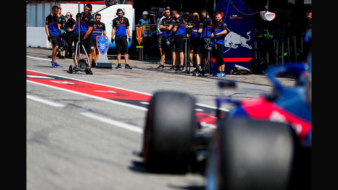 Toro Rosso - Formel 1 - GP Deutschland - Hockenheim 2019