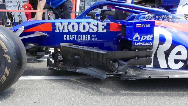 Toro Rosso - Formel 1 - GP Deutschland - Hockenheim - 25. Juli 2019