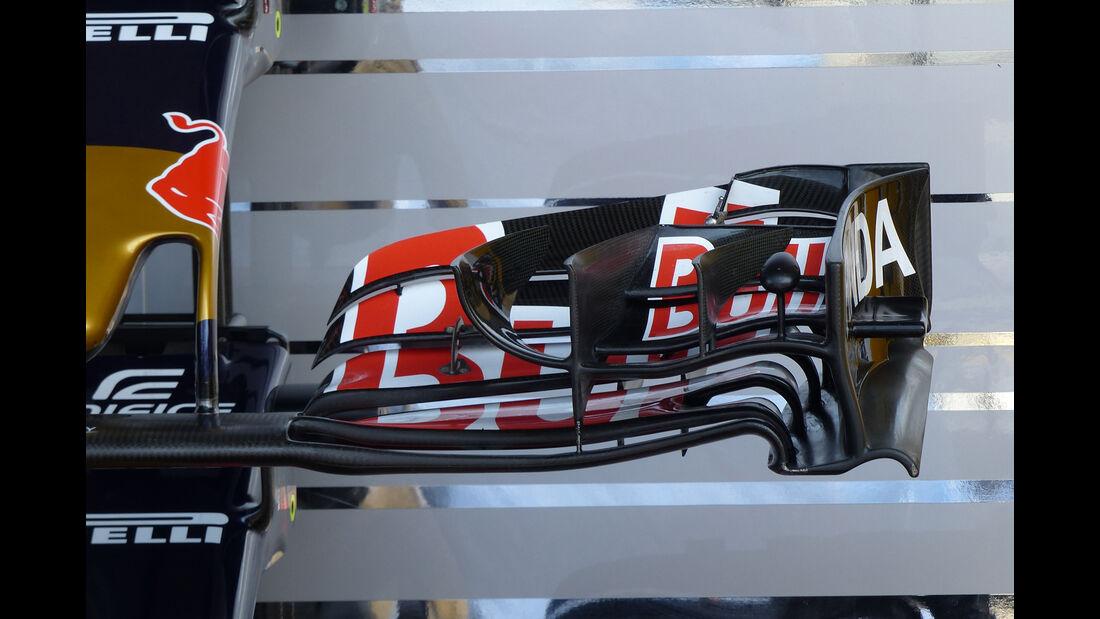 Toro Rosso - Formel 1 - GP Deutschland - Hockenheim - 27. Juli 2016