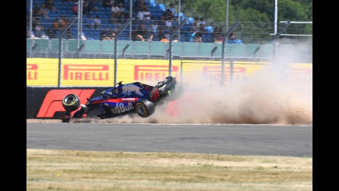 Toro Rosso - Formel 1 - GP England 2018