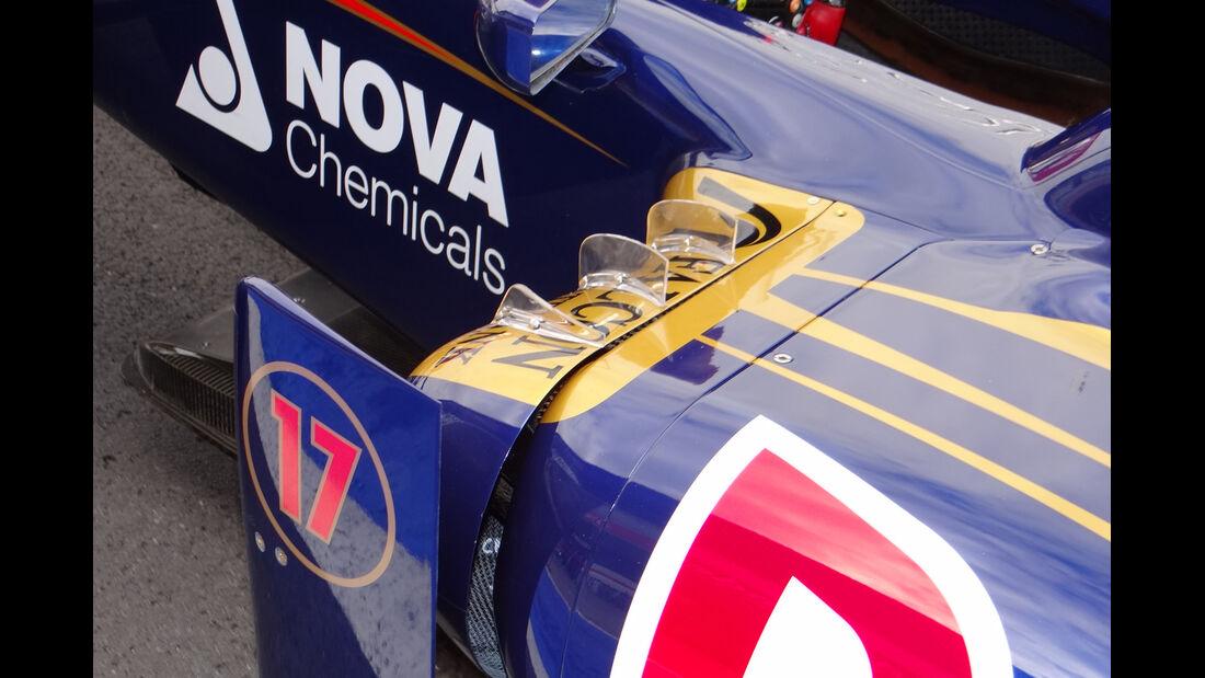 Toro Rosso - Formel 1 - GP England - Silverstone - 5. Juli 2012