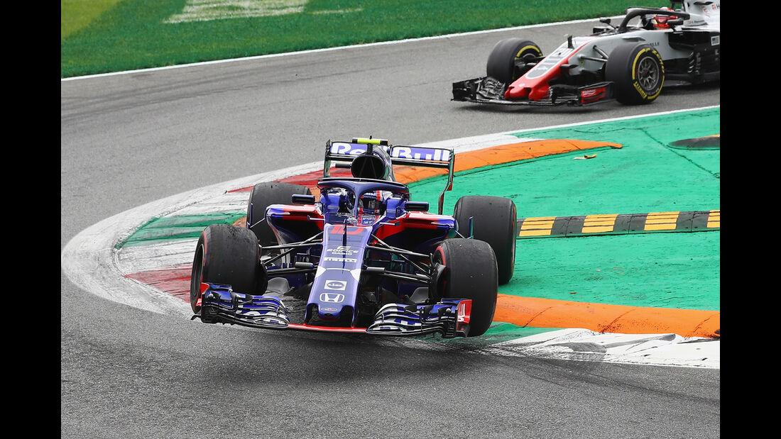 Toro Rosso - Formel 1 - GP Italien - 2018