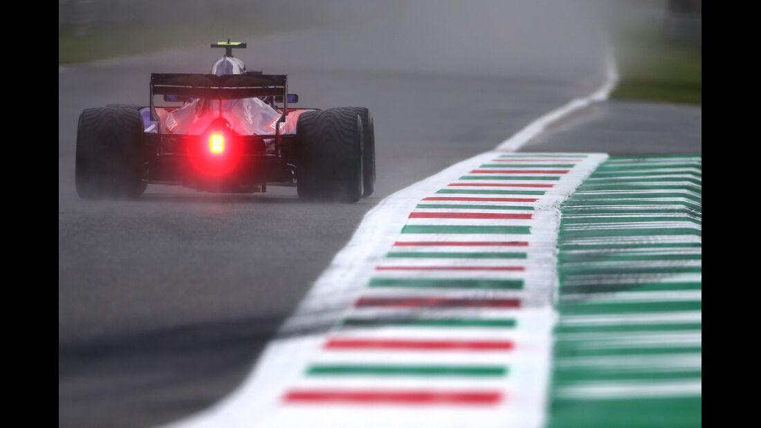 Toro Rosso - Formel 1 - GP Italien - 31. August 2018