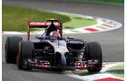 Toro Rosso   - Formel 1 - GP Italien - 5. September 2014