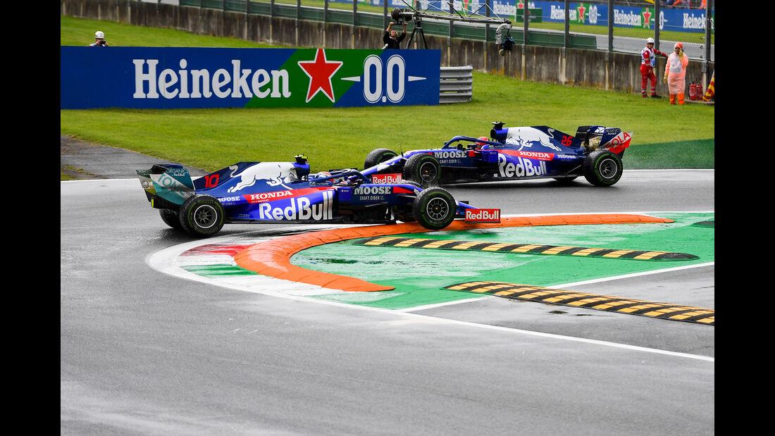 Toro Rosso - Formel 1 - GP Italien - Monza - 2019