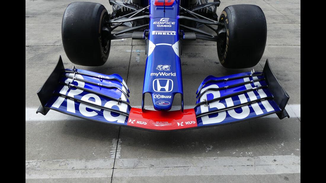 Toro Rosso - Formel 1 - GP Italien - Monza - 5. September 2019