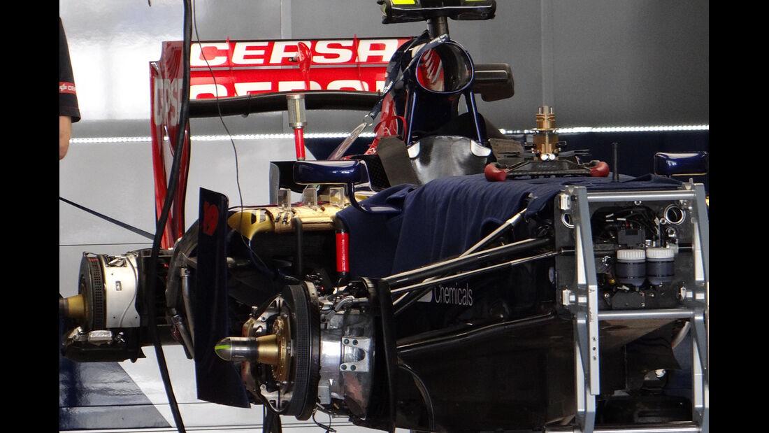 Toro Rosso - Formel 1 - GP Japan - Suzuka - 10. Oktober 2013