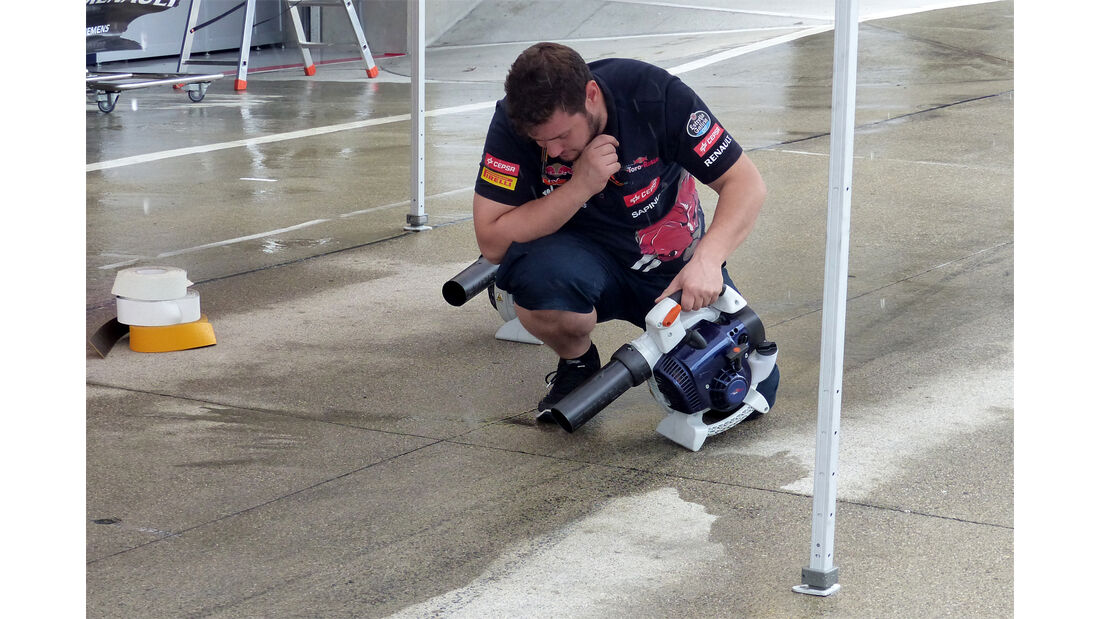 Toro Rosso - Formel 1 - GP Japan - Suzuka - 24. September 2015