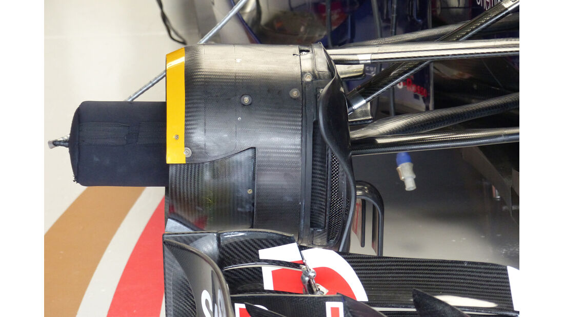 Toro Rosso - Formel 1 - GP Japan - Suzuka - 26. September 2015