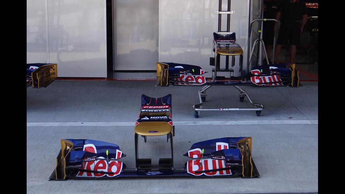Toro Rosso - Formel 1 - GP Japan - Suzuka - 4. Oktober 2012