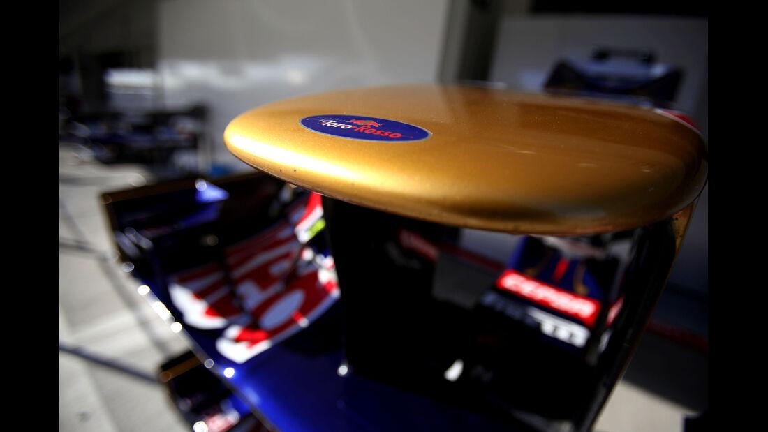Toro Rosso - Formel 1 - GP Japan - Suzuka - 5. Oktober 2012
