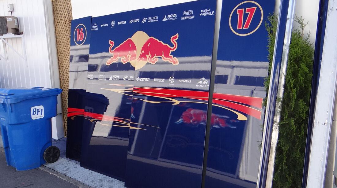 Toro Rosso - Formel 1 - GP Kanada - 7. Juni 2012