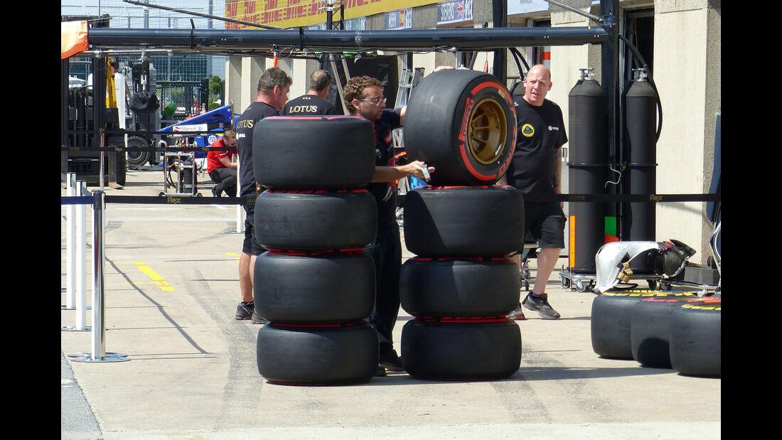 Toro Rosso - Formel 1 - GP Kanada - Montreal - 3. Juni 2015