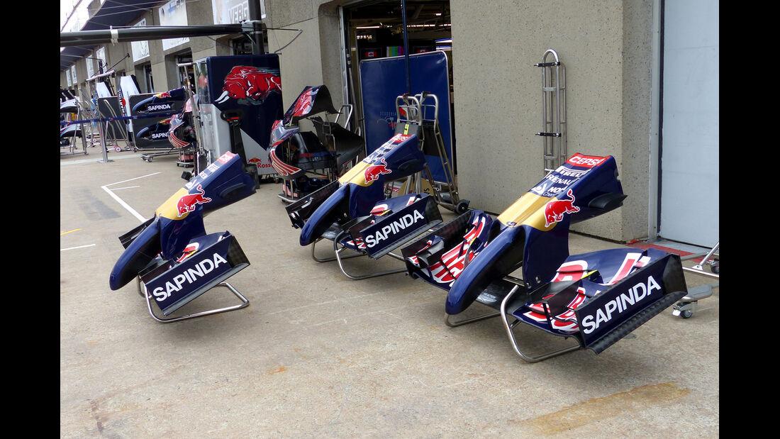 Toro Rosso - Formel 1 - GP Kanada - Montreal - 4. Juni 2014