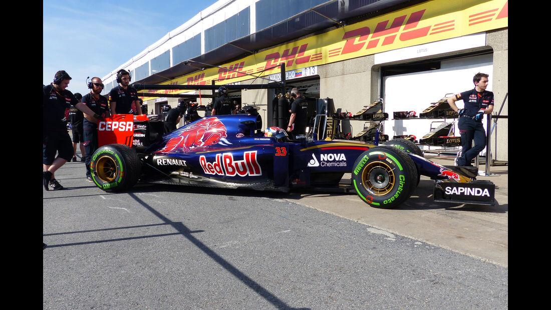 Toro Rosso - Formel 1 - GP Kanada - Montreal - 4. Juni 2015