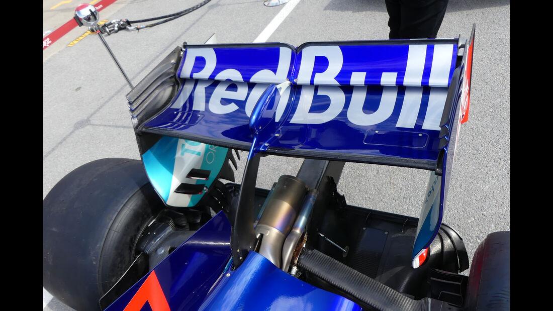 Toro Rosso - Formel 1 - GP Kanada - Montreal - 7. Juni 2018