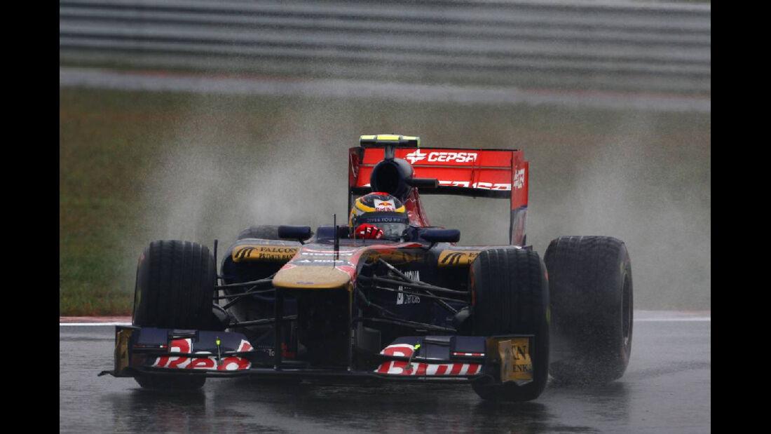Toro Rosso - Formel 1 - GP Korea - 14. Oktober 2011