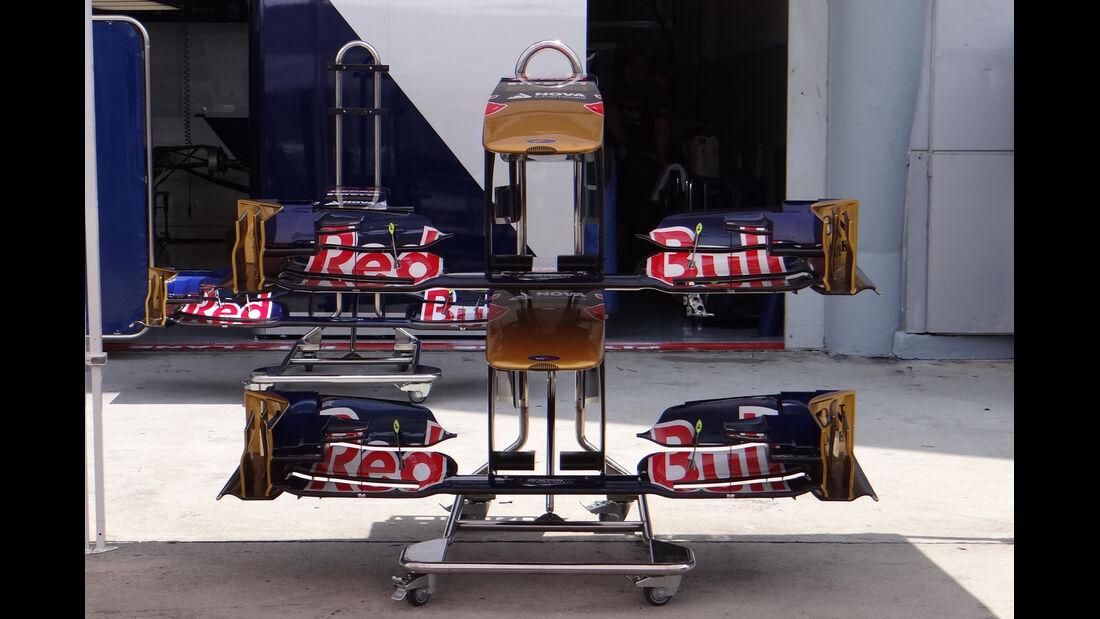 Toro Rosso - Formel 1 - GP Malaysia - 20. März 201