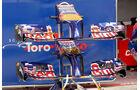 Toro Rosso - Formel 1 - GP Malaysia - 26. März 2014