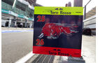 Toro Rosso - Formel 1 - GP Malaysia - Sepang - 28. März 2014