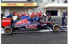 Toro Rosso - Formel 1 - GP Mexico - 29. Oktober 2015