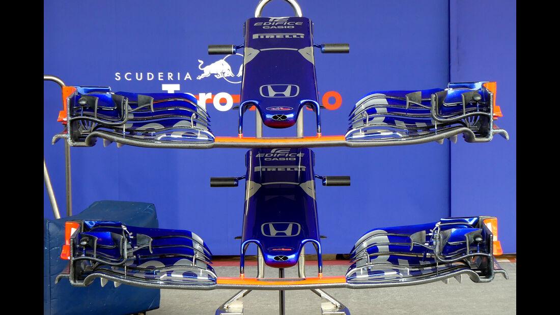 Toro Rosso - Formel 1 - GP Mexiko - 24. Oktober 2018