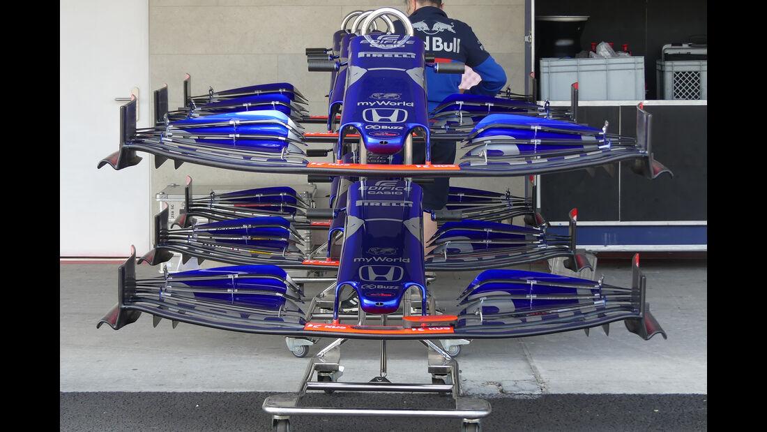 Toro Rosso - Formel 1 - GP Mexiko - 24. Oktober 2019