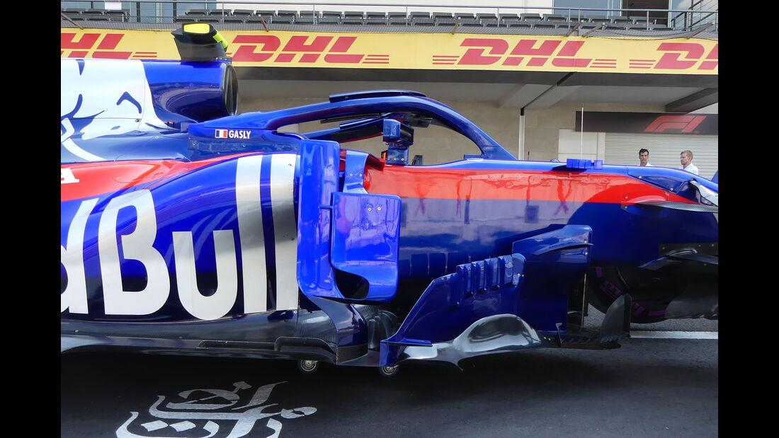 Toro Rosso - Formel 1 - GP Mexiko - 25. Oktober 2018