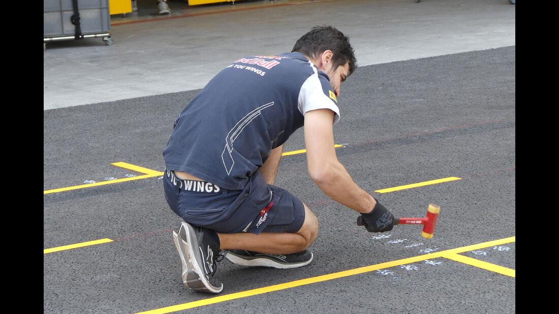 Toro Rosso - Formel 1 - GP Mexiko - 26. Oktober 2016
